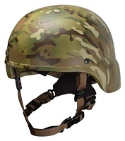 AS-501 Ultra Lightweight Ballistic Helmet for Military Troops