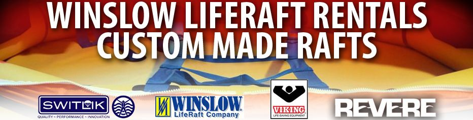 Winslow Life Rafts For Sale