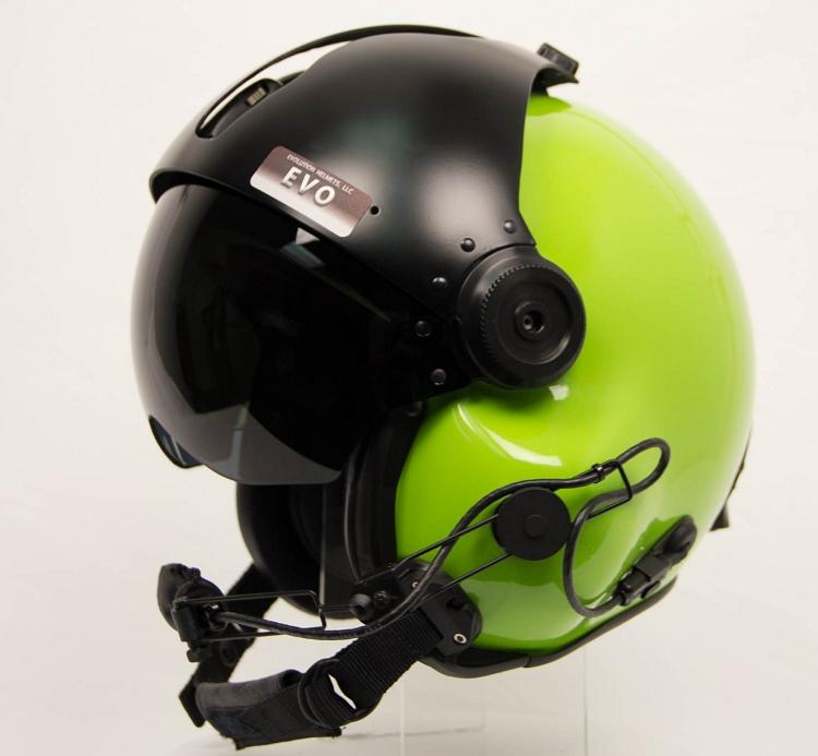 Evo 252 Helicopter Helmet