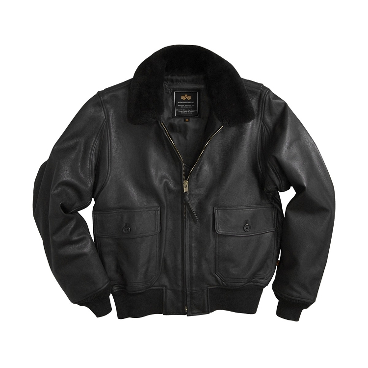 G-1 Leather Jacket