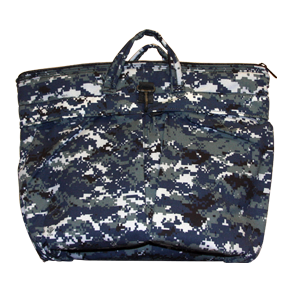 Mil Spec Helicopter Helmet Bag - Navy Camo