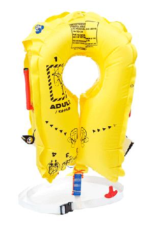 Switlik AV-35H Airline Style passenger emergency Life vest
