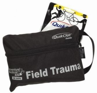 Tactical Field trauma with quik clot