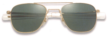 63df87a358 American Optics - Original Pilot Sunglasses.
