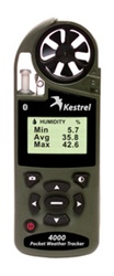 Kestrel 4000 with Bluetooth Wireless
