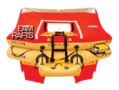 Aviation Approved Life Rafts