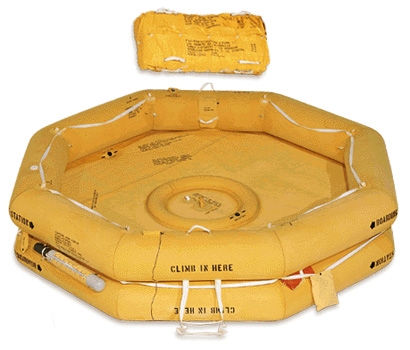 FAA TYPE 1 AIRLINE / COMMERCIAL RAFTS