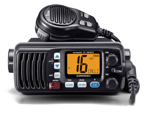 FIXED MOUNT - MARINE RADIOS