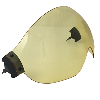 Inner Visor Yellow for EVO and MSA Gallet