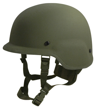 AS-102 High-Protection PASGT Ballistic Helmet