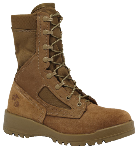 Belleville 590 USMC hot weather boot (EGA)