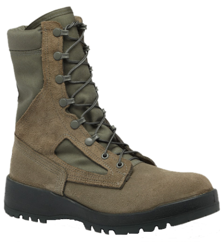 Belleville F600 ST Hot weather steel toe boot