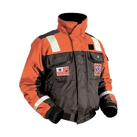 CLASSIC FLOTATION BOMBER JACKET FOR USCG (SIZE: XL)
