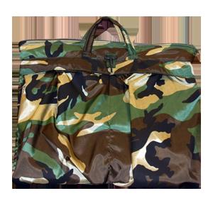 Flight Helmet Bags For Online Camo Green Aviation Survival