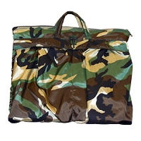 Helicopter Helmet Bag - Camo Green