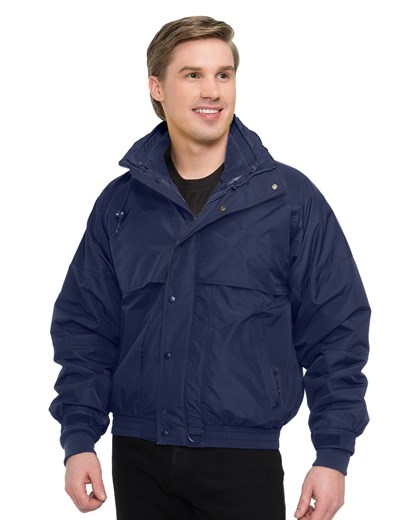Men's 7800 Dakota Jacket by Tri-Mountain with Embroidered Logo Added