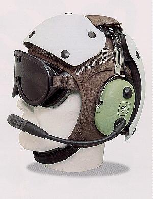 David Clark Hgu 24 Hgu 25 Flight Deck Helmet