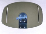 NVG QUICK RELEASE VISOR COVER for SPH Series Helmets