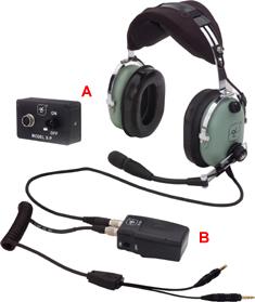 David Clark Headsets : H13-XL on