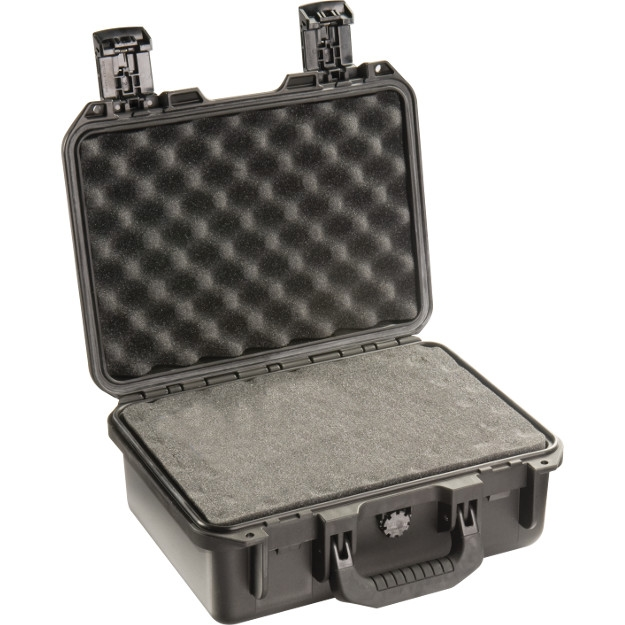 Pelican iM2100 Storm Case (With Foam) Color: BLACK