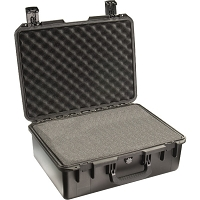 Pelican iM2600 Storm Carry-On Case (With Foam) Color: BLACK