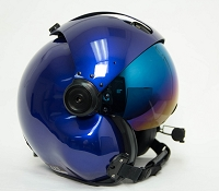 EVO 252 with NVG Ready Visor Cover & Interface