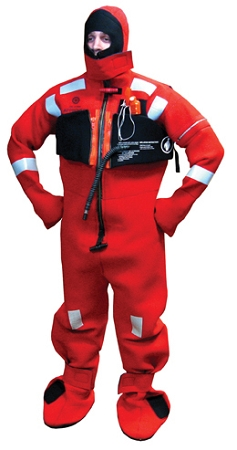 Imperial 1409 IMMERSION SUITS BY REVERE JUMBO Size