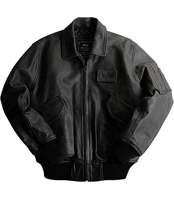 Leather Flight Jacket For Sale Online | CWU45P | Aviation Survival