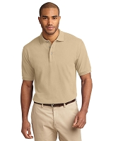 MEN'S SHORT SLEEVE POLO SHIRT BY PORT AUTHORITY