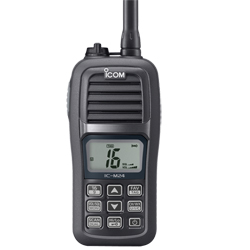 ICOM M25 Handheld Floating VHF Radio