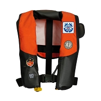 MD3183 34 MUSTANG SURVIVAL HIT INFLATABLE PFD FOR USCG AUX