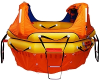 Switlik Life Raft - OPR - Aviation Version - TSO'd Type 2 - Soft Valise - PN OPR-1330-117