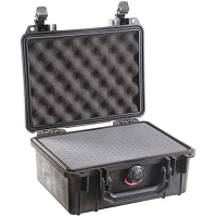 Pelican 1150 Protector Case (With Foam) COLOR: BLACK