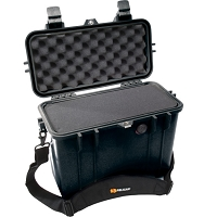 Pelican 1430 Top-Loader Protector Case (With Foam)