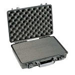 Pelican 1470 Laptop Case (With Foam) Color: BLACK