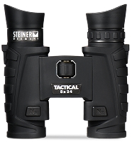 Steiner - T824 Tactical 8x24 Binoculars (Part Number : 2003)