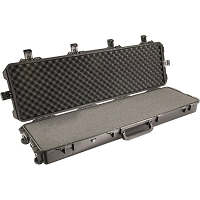 Pelican iM3300 Storm Long Case (With Foam) Color: BLACK