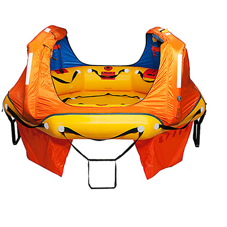 Switlik FAA Approved Part 91/121 (6 man) Life Raft Rental