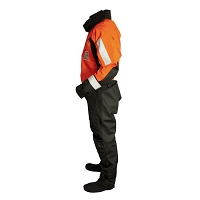 Sentinel™ Series USCG Lightweight Boat Crew Dry Suit (Rubber Seals and Drop-Seat)
