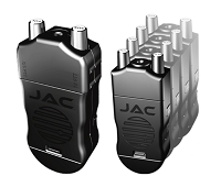 WIJAC Wireless Intercom System - 4 Place