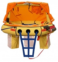 Winslow Life Raft - 4-6 Super-Light Island Flyer Light PN:46GASTL