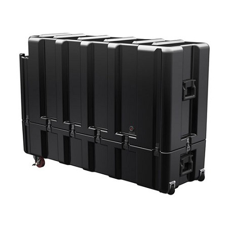 Pelican AL5415-1026 Single Lid Flat Case