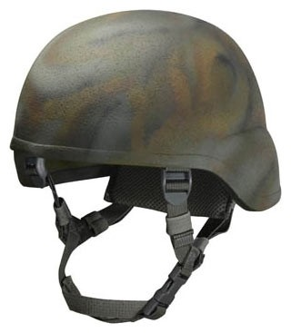 AS-600 Rifle-Resistant High Protection Assault Helmet