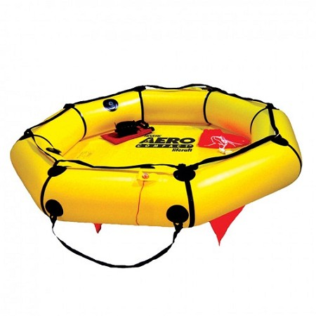 2 person Aero Compact Liferaft