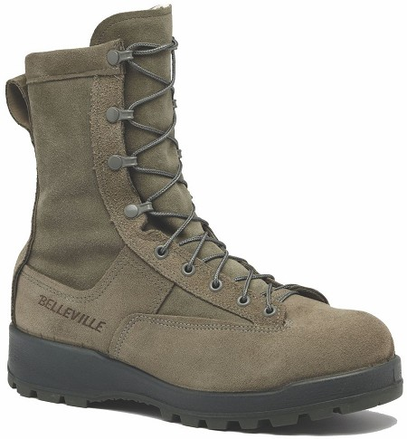 Belleville 8 Inch Steel Toe Waterproof Insulated Military Boot 675ST