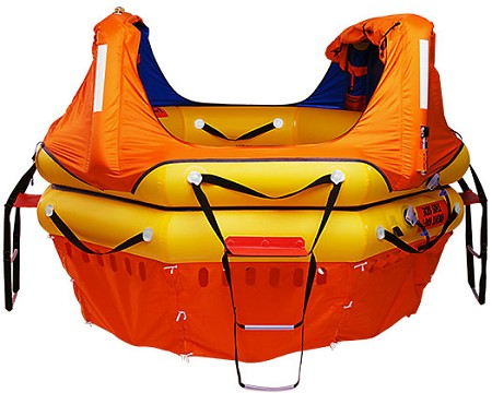 Switlik Offshore Life Raft - Soft Pack - OPR-1330-107