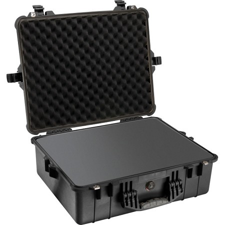 Pelican 1600 Protector Case (With Foam)