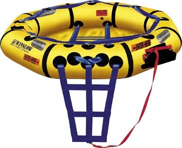Winslow FAA Approved Part 91 (6 Man) Life Raft Rental