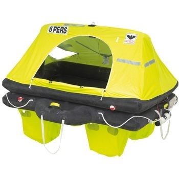 Viking RescYou™  8 Person Twin Cell Viking Raft